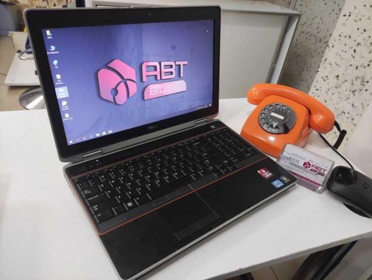 Dell i5 ışıklı klavye laptop