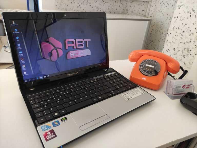 Packard bell i5 4gb laptop